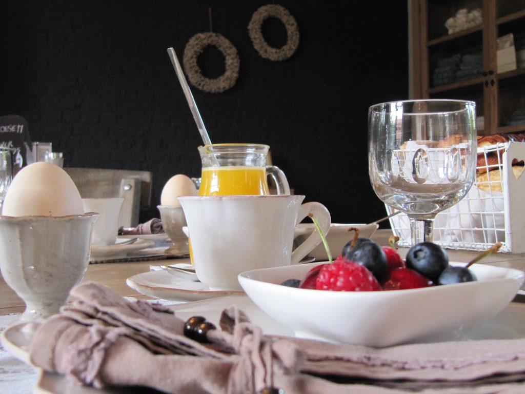 ontbijt b&b kemmel